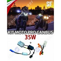 KIT XENON SLUX CANBUS MOTO 35W AC