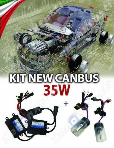 KIT XENON NEW CANBUS PROFESSIONALE 35W AC