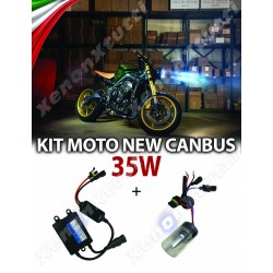 KIT XENON NEW CANBUS 2.0 MOTO 35W AC