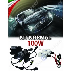 KIT XENON DIGITALE NORMAL AUTO 100W AC