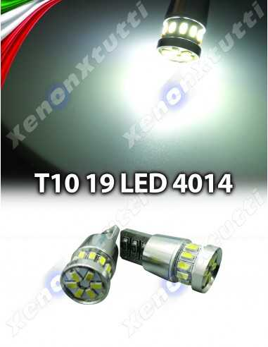 2 LED T10 CANBUS 19SMD 3014
