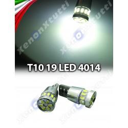 2 LED T10 CANBUS 19SMD 3014