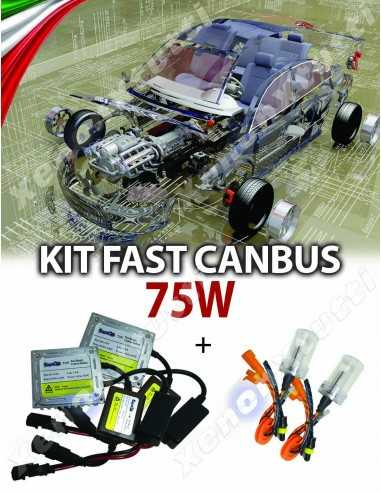KIT XENON CANBUS FAST START 70W AC