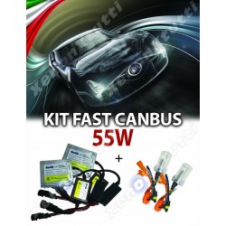KIT XENON CANBUS FAST START 55W AC