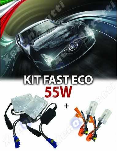 KIT XENON FAST START 55W AUTO ECO AC