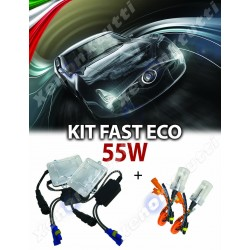 KIT XENON FAST START 55W AUTO ECO AC