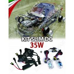 KIT XENON SLIM ECO compatibile CANBUS AUTO 35W DC