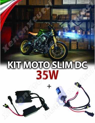 KIT XENON SLIM compatibile CANBUS MOTO 35W DC