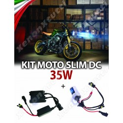 KIT XENON SLIM compatibile CANBUS MOTO 35W DC