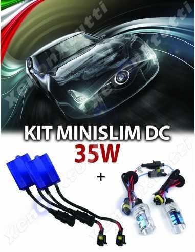 KIT XENON MINI SLIM AUTO 35W DC