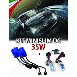 KIT XENON MINI SLIM AUTO 35W DC
