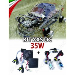 KIT XENON SLIM XXS compatibile CANBUS 35W DC