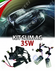 KIT XENON SLIM DIGITALE CANBUS 1.0 AUTO 35W AC