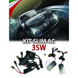 KIT XENON SLIM DIGITALE CANBUS 1.0 AUTO 35W AC