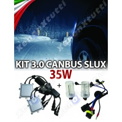 KIT XENON CANBUS 3.0 35W AC + SUPERLUX BULB