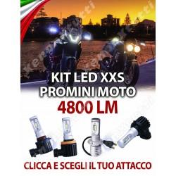 KIT XXS-PRO MINI LED ULTRACOMPATTO MOTO