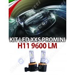 KIT H11 XXS PRO MINI LED ULTRACOMPATTO