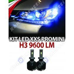 KIT H3 XXS PRO MINI LED ULTRACOMPATTO