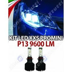 KIT P13 XXS PRO MINI LED ULTRACOMPATTO