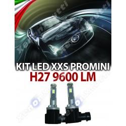 KIT H27 880 881 XXS PRO MINI LED ULTRACOMPATTO