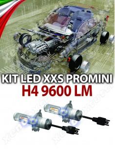 KIT H4 XXS PRO MINI LED ULTRACOMPATTO