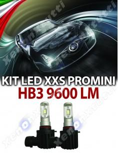 KIT HB3 XXS PRO MINI LED ULTRACOMPATTO