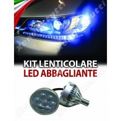 Coppia proiettori lenticolari Aozoom LED A6 per fasci alti Abbaglianti