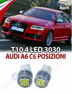 LUCI POSIZIONE LED T10