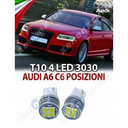 LUCI POSIZIONE LED T10