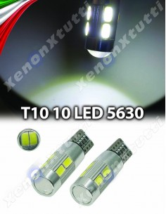 LED T10 CANBUS 10 LED 5630