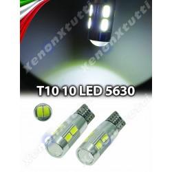 LED T10 CANBUS 10 LED 5630