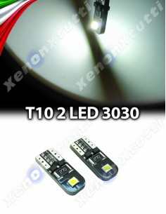 T10 CANBUS 2 SMD 3030