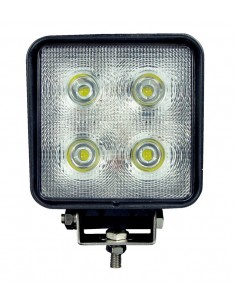 LED WORKING LIGHT 40W 9/32V PROFONDITA O DIFFUSO