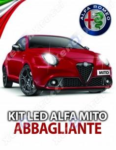 KIT LED ABBAGLIANTE MITO ALFA ROMEO