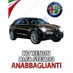 KIT XENON ANABBAGLIANTE ALFA ROMEO STELVIO