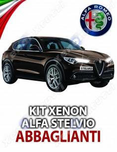 KIT XENON ABBAGLIANTE DIURNO ALFA ROMEO STELVIO