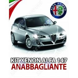 KIT XENON ANABBAGLIANTE ALFA ROMEO 147