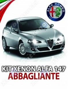 KIT XENON ABBAGLIANTE ALFA ROMEO 147