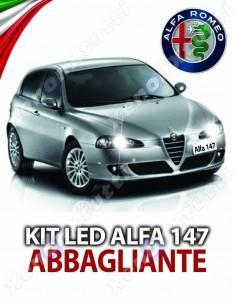 KIT LED ABBAGLIANTE ALFA ROMEO 147
