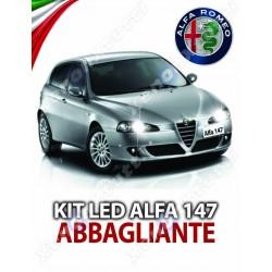 KIT FULL LED ABBAGLIANTE ALFA ROMEO 147