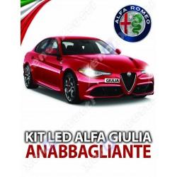 KIT FULL LED ANABBAGLIANTE GIULIA ALFA ROMEO