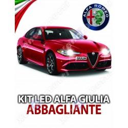 KIT FULL LED DIURNA ABBAGLIANTE GIULIA ALFA ROMEO