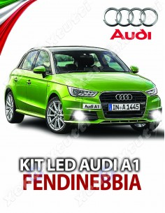 KIT LED FENDINEBBIA AUDI A1 SPECIFICO