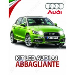KIT FULL LED ABBAGLIANTE AUDI A1