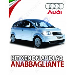 KIT XENON ANABBAGLIANTI AUDI A2 SPECIFICO