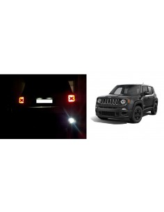 KIT FULL LED RETROMARCIA T15 JEEP RENEGADE