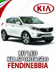 KIT LED FENDINEBBIA KIA SPORTAGE 3 SEIRE