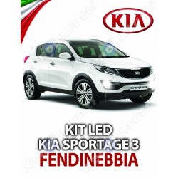KIT FULL LED FENDINEBBIA KIA SPORTAGE 3 SEIRE