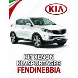 KIT XENON FENDINEBBIA KIA SPORTAGE 3