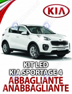 KIT LED HB3 KIA SPORTAGE 4 QL IV 2016 IN POI